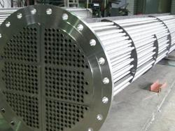 多管式熱交換器